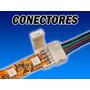 Conector Tira De Led Rgb A Cable Pelado Decoracion