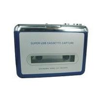 Capturadora Para Casettes. Recupere El Audio De Casettes