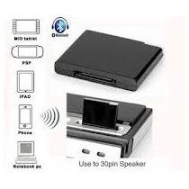 Adaptador Bluetooth Dock Iphone Ipod Ipad Celular