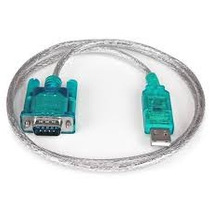 Conversor Usb A Serial Rs232 X 1mt