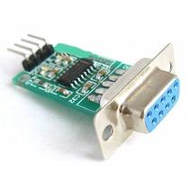 Conversor Rs232 Ttl Db9 Max 232