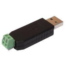 Conversor Adaptador Usb A Rs485 Rs422 Para Domos Ptz Plc