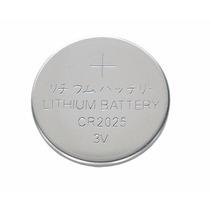 Pilas Control Remoto Cr 2025 3.0v Batería De Litio