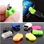 Adaptador Mini Micro Usb Otg Celular Tablet Android Robot