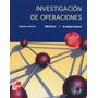 Investigación De Operaciones. Hillier 7ma Ed. Libro Digital
