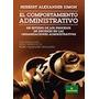 El Comportamiento Administrativo. Simon. Editorial Errepar.