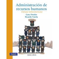 Administracion De Recursos Humanos - Dessler-5ta Ed 2011(a4)