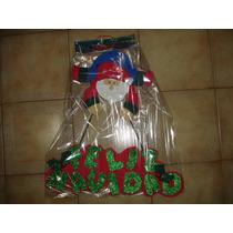 Adorno Para Puerta Navidad