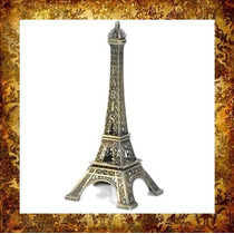 Torre Eiffel Paris Replica 25 Cm Deco Vintage Shabby Oferta!