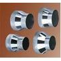 Reducciones De Aluminio Matrizada De 6 A 4 Zingueria Oeste