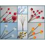 Hermosos Ramos De Flores De Porcelana Fría Varios Modelos