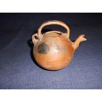 Tetera - Ceramica - Artesanal- ( Barro Cocido )