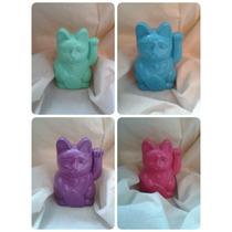 Gatos De La Suerte - Lucky Cats - Budas Bebé