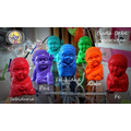 Budas Decorativos-figuras De Yeso- Buda Bebe - Buho -bulldog