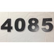 Numeros Hierro 3,2mm Casas Direcciones Altura Departamento