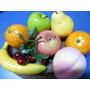 Frutas Y Hortalizas Grandes Decorativas 8 X $ 75