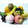 Frutas Y Hortalizas Grandes Decorativas 8 X $ 75.-