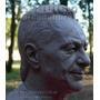 Leon Gieco - Busto - Escultura * Estatua Hiperrealista