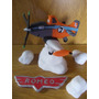 Aviones De Disney En Porcelana Fria Para Tu Torta
