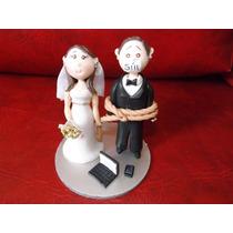 Adorno Para Torta Bodas/casamientos, Varios Modelos!