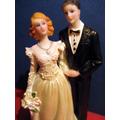 Muñeco De Torta, Pareja De Novios, Casamiento, Compromiso