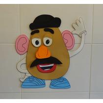 Toy Story Señor Papa De Goma Eva 50 Cm De Alto - Decoración
