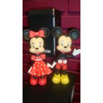 Adorno Para Torta Mickey Y Minnie