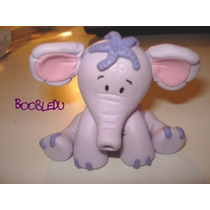 Adorno De Torta Lumpy Elefante De Winnie Pooh Souvenirs