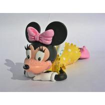 Minnie Mause Con Alas 20cm, Disney Adorno Para Torta