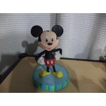 Adorno Porcelana Fria, Mickey, Kity Y Daysi Bebe Màs Nombre