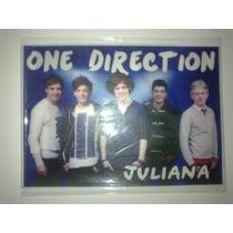 Lamina Comestible Personalizada One Direction 2014