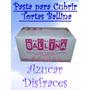 Pasta P/cubrir Tortas Ballina Caja 3 Kgs Vainilla/chocolate