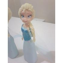 Adorno Para Tortas Frozen Anna Y Elsa