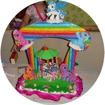 Adorno De Torta Mi Pequeño Pony