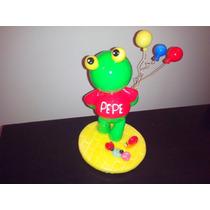Adorno De Torta Infantiles Sapo Pepe--minnie