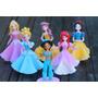 Adorno Para Tortas Princesas Disney