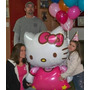 Globo Hello Kitty Caminante Unico!!!