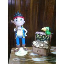 Yeik Y Los Piratas De Nunca Jamas En Porcelana Fria