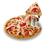 Kit Imprimible Pizza En Cono De Muzzarella- Promo 2x1