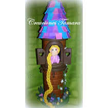Adornos De Torta Rapunzel, Bella, Jazmín, Aladín, Frozen