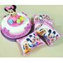 Tortas Decoradas Infantiles De Minie O Mickey