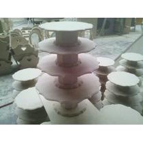 Set De 4 Bases Cupcake Torta Fibrofacil Mercado Envios!
