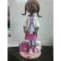 Adorno De Torta Doctora Juguetes Pepona)