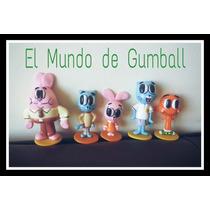 El Mundo De Gumball Porcelana Fría