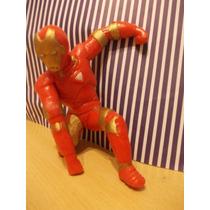Iron Man En Porcelana Fria! Tortas, Souvenir, Decoracion