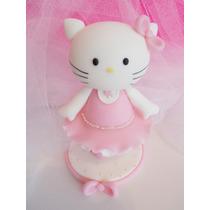 Adorno De Torta (modelo Kitty)