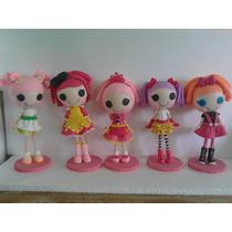 Muñecas Lalaloopsy 10 Cm Porcelana Fria