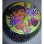 Pirotines Cupcake Importado Wilton Dora La Exploradora Candy