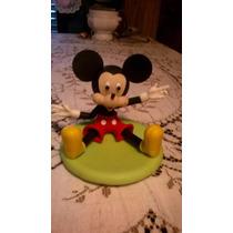 Mickey En Porcelana Fria.