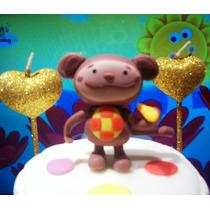 Oliver !!! - Baby Tv - Adorno Para Tu Torta